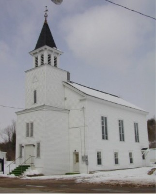 Russell Methodist Church