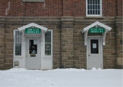 Town Clerk's Office of Russell, New York