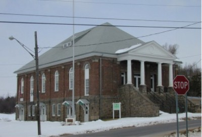 Russell, New York Town Hall